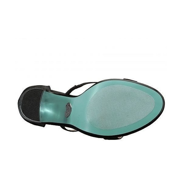 Blue by Betsey Johnson ベッティージョンソン レディース 女性用 シューズ 靴 ヒール Dafne - Black