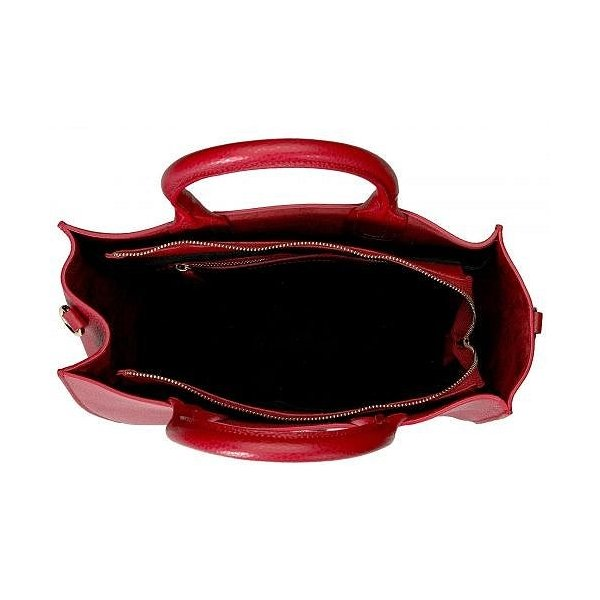 Roberto Cavalli ロベルトカヴァリ レディース 女性用 バッグ 鞄 ハンドバッグ サッチェル Top Handle - Burgundy
