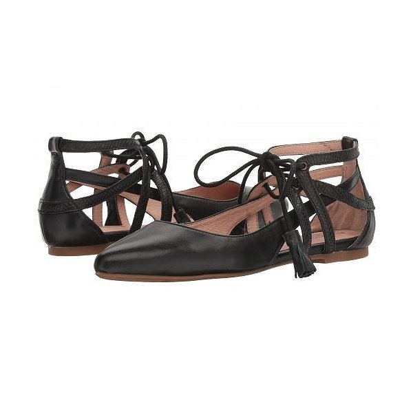 Miz Mooz ミズムーズ レディース 女性用 シューズ 靴 フラット Buffy - Black