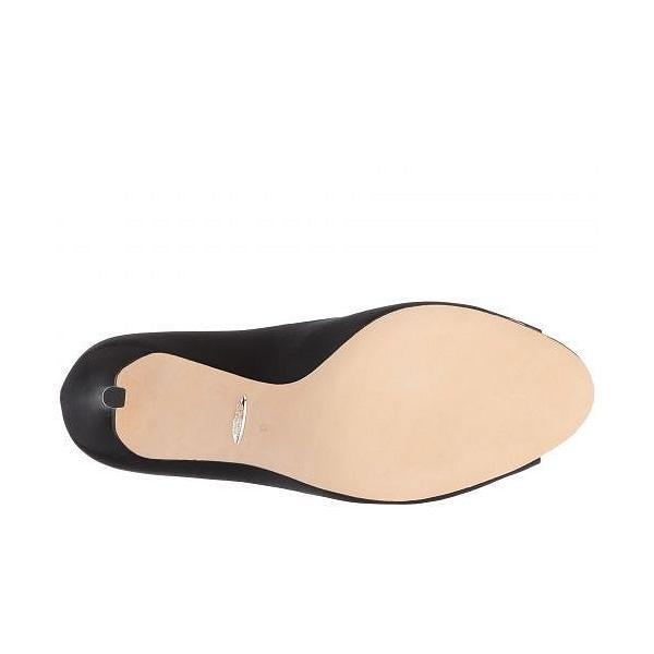 Badgley Mischka バッジリーミシュカ レディース 女性用 シューズ 靴 ヒール Paloma - Black Satin