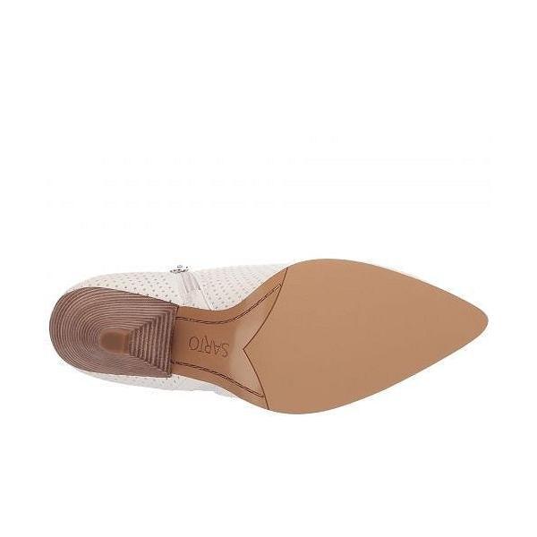 Franco Sarto フランコサルト レディース 女性用 シューズ 靴 ブーツ アンクルブーツ ショート Newbury - White