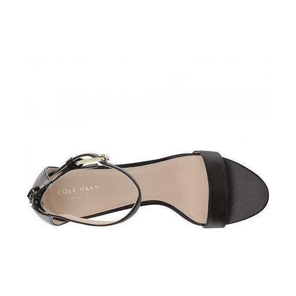 Cole Haan コールハーン レディース 女性用 シューズ 靴 ヒール Clarette Sandal II - Black Leather
