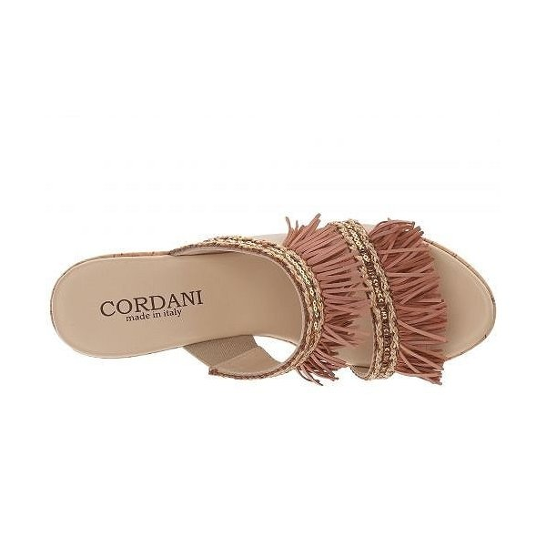 Cordani コルダーニ レディース 女性用 シューズ 靴 ヒール Robbi - Beige Leather