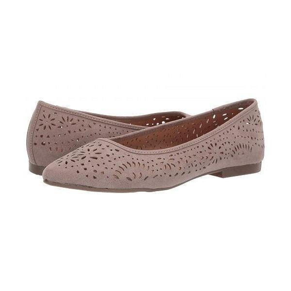 UNIONBAY ユニオンベイ レディース 女性用 シューズ 靴 フラット Wayfair - Taupe