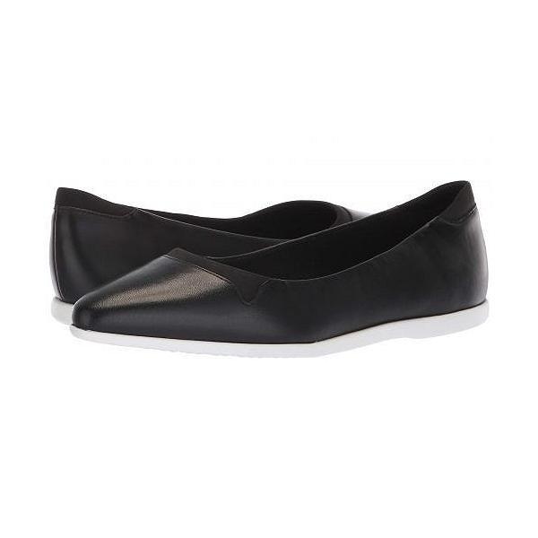 Cole Haan コールハーン レディース 女性用 シューズ 靴 フラット 3.Zerogrand Skimmer - Black Leather