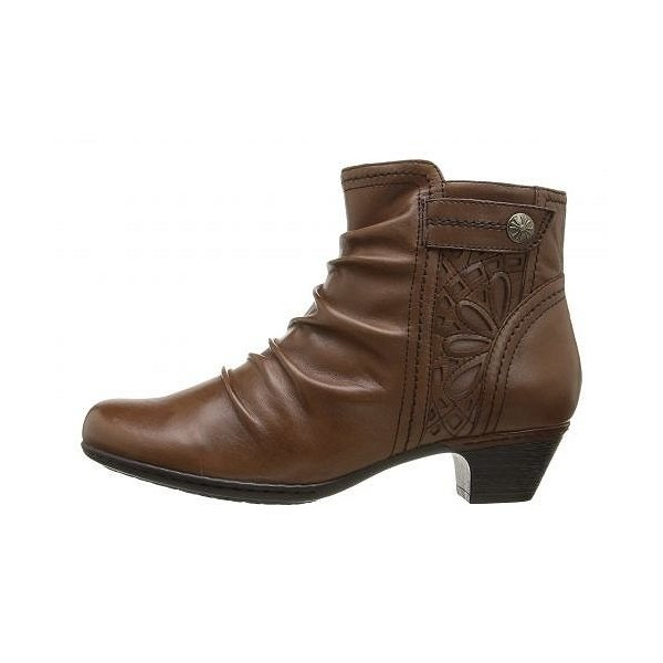 Rockport Cobb Hill Collection レディース 女性用 シューズ 靴 ブーツ アンクルブーツ ショート Cobb Hill Abilene - Almond
