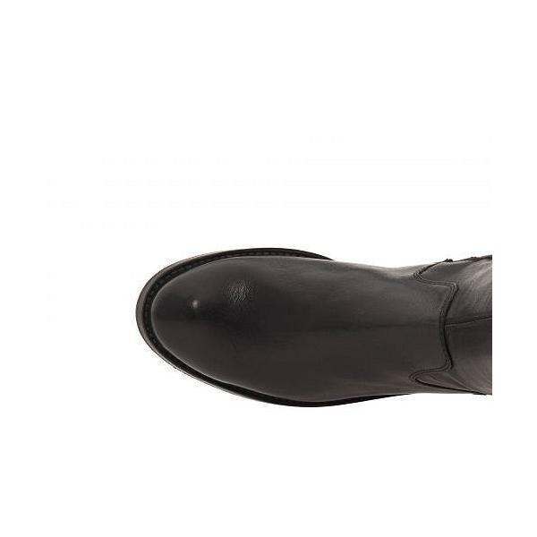 Frye フライ レディース 女性用 シューズ 靴 ブーツ ロングブーツ Shirley Over-The-Knee Riding - Black Leather