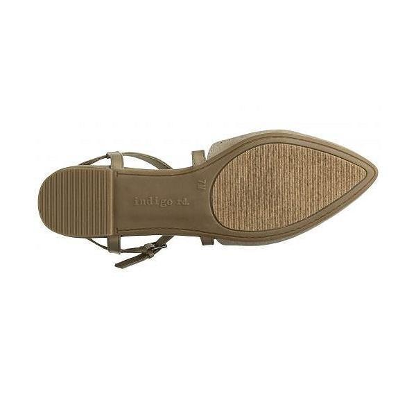 Indigo Rd. インディゴRd レディース 女性用 シューズ 靴 フラット Genetic - Natural