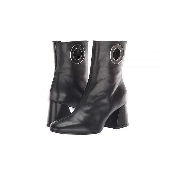Summit by White Mountain シュミット レディース 女性用 シューズ 靴 ブーツ アンクルブーツ ショート Sherry Boot - Black Leather