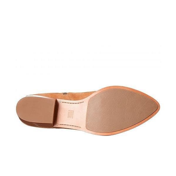 Frye フライ レディース 女性用 シューズ 靴 ブーツ ロングブーツ Ray Fringe Over-The-Knee - Camel Suede