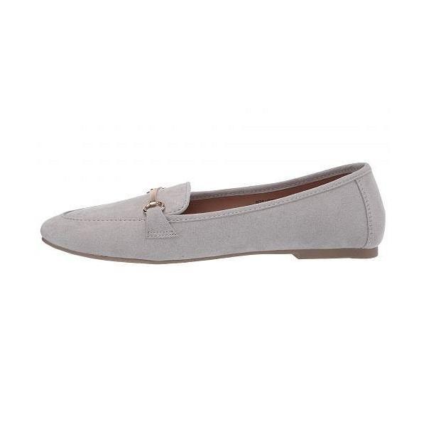 UNIONBAY ユニオンベイ レディース 女性用 シューズ 靴 ローファー ボートシューズ Bits - Grey