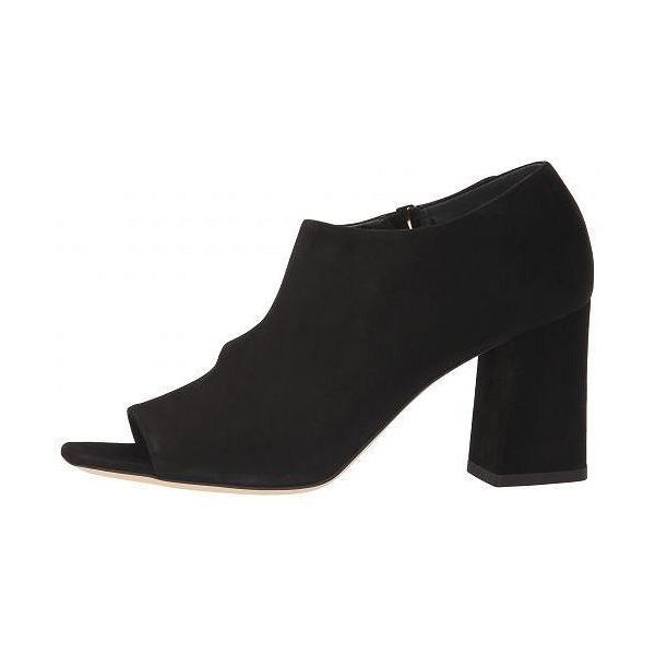 Via Spiga ヴィアスピーガ レディース 女性用 シューズ 靴 ヒール Eladine - Black Suede