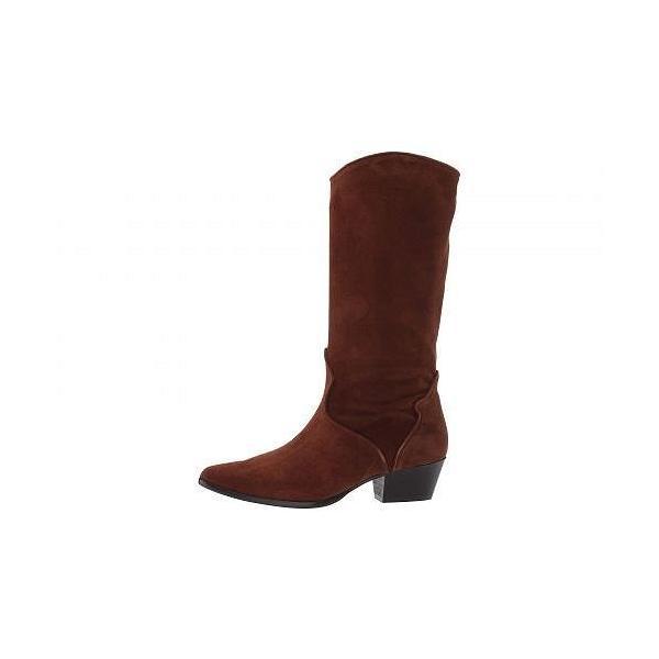 L.K. Bennett レディース 女性用 シューズ 靴 ブーツ ロングブーツ Benita Western Boot - Tobacco