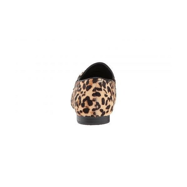 Steve Madden スティーブマデン レディース 女性用 シューズ 靴 ローファー ボートシューズ Kerry-L Loafer - Leopard