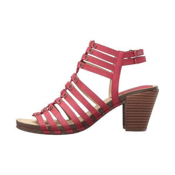 JBU ジェービーユー レディース 女性用 シューズ 靴 ヒール Sugar Encore - Red
