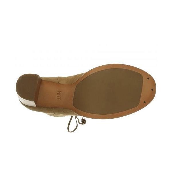 Frye フライ レディース 女性用 シューズ 靴 ブーツ アンクルブーツ ショート Gabby Ghillie Stud - Sand Suede