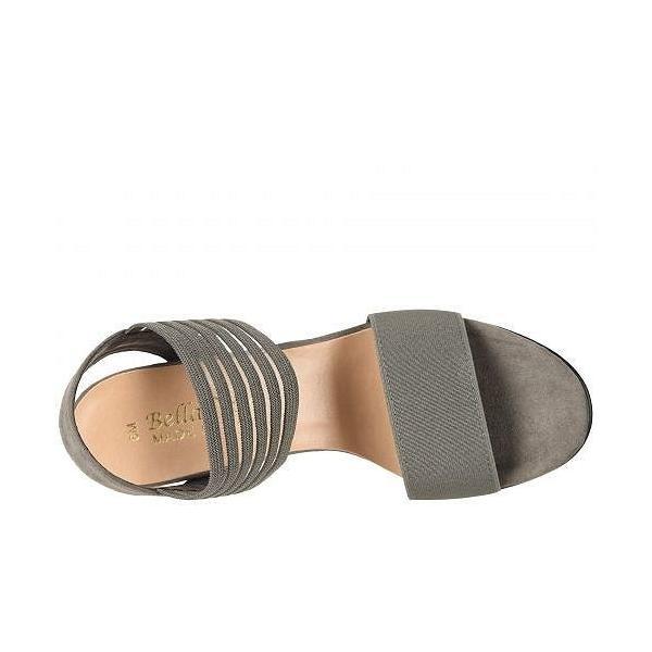 Bella-Vita ベラヴィータ レディース 女性用 シューズ 靴 ヒール Dan-Italy - Pewter
