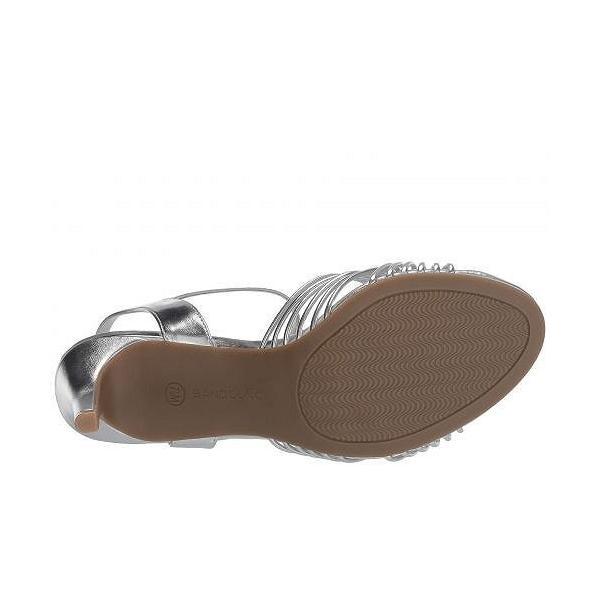 Bandolino バンドーリノ レディース 女性用 シューズ 靴 ヒール Jionzo - Silver