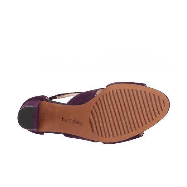 Franco Sarto フランコサルト レディース 女性用 シューズ 靴 ヒール Hazelle - Purple