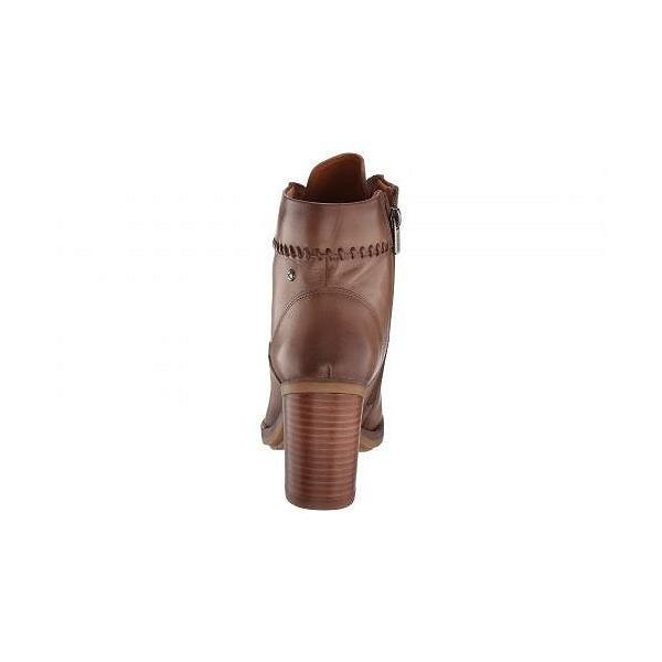 Pikolinos レディース 女性用 シューズ 靴 ブーツ アンクルブーツ ショート Pompeya W9T-8591 - Siena