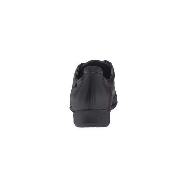 Mephisto メフィスト レディース 女性用 シューズ 靴 オックスフォード 紳士靴 通勤靴 Valentina - Black Silk