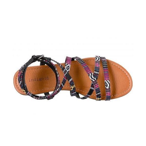 Indigo Rd. インディゴRd レディース 女性用 シューズ 靴 サンダル Camryn2 - Red