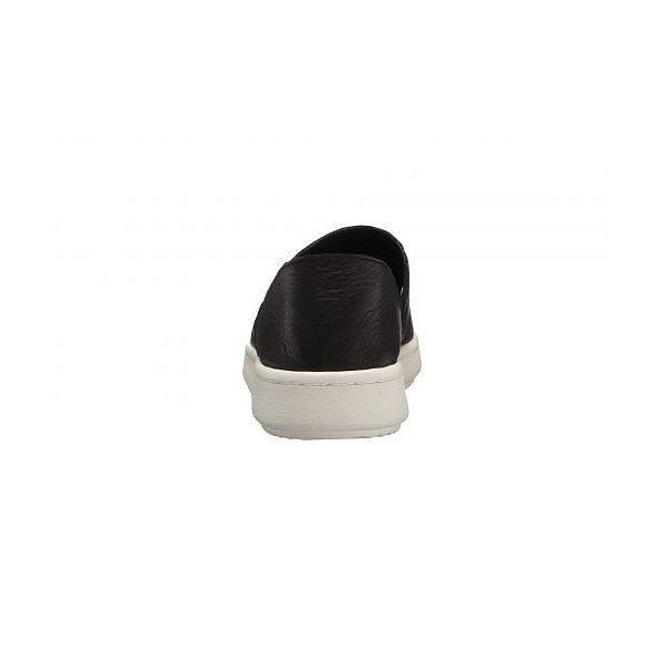Eileen Fisher アイリーンフィッシャー レディース 女性用 シューズ 靴 スニーカー 運動靴 Panda 2 - Black Tumbled Leather