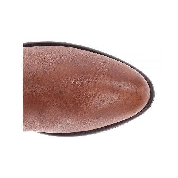 Steve Madden スティーブマデン レディース 女性用 シューズ 靴 ブーツ ロングブーツ Laceup Wide - Cognac Leather