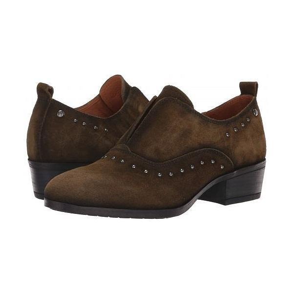 Pikolinos レディース 女性用 シューズ 靴 ヒール Daroca W1U-5864SO - Forest