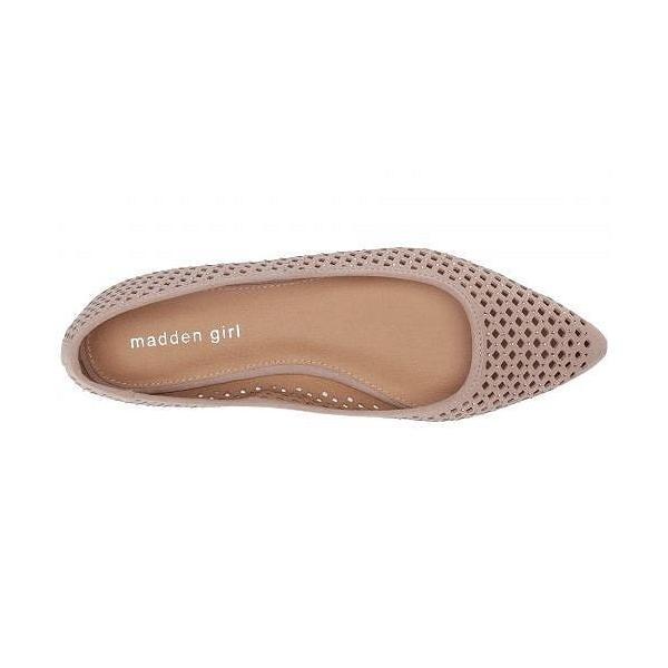 Madden Girl マッデンガール レディース 女性用 シューズ 靴 フラット Klahrah - Taupe Fabric