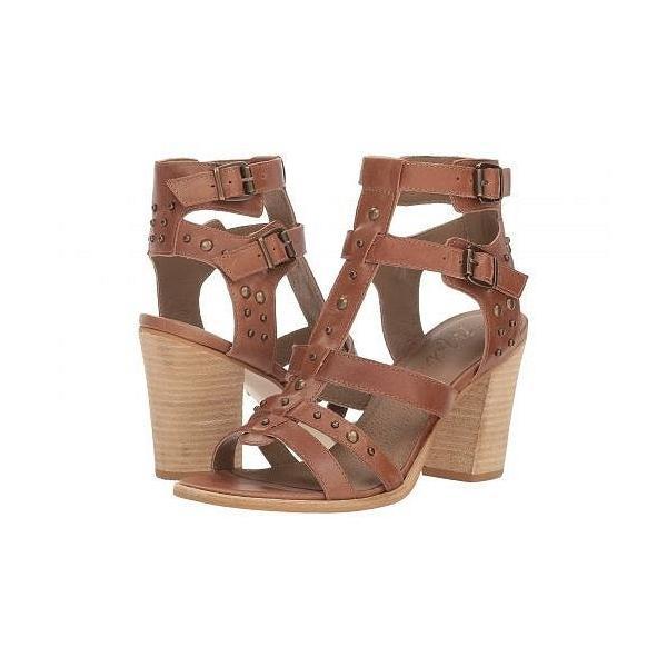 Matisse マティス レディース 女性用 シューズ 靴 ヒール Cadence Heel - Saddle Leather