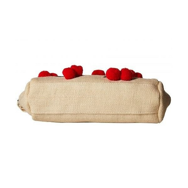 Circus by Sam Edelman レディース 女性用 バッグ 鞄 ハンドバッグ クラッチ Cherry Pouch - Natural/Red