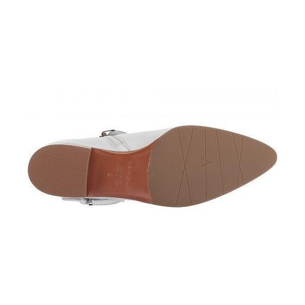 Aquatalia アクアタリア レディース 女性用 シューズ 靴 ローファー ボートシューズ Ferry - White Calf
