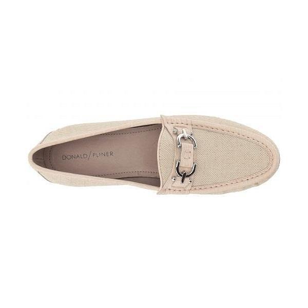 Donald J Pliner ドナルドジェープリナー レディース 女性用 シューズ 靴 ローファー ボートシューズ Suzy - Natural Canvas