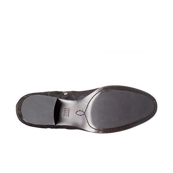 Frye フライ レディース 女性用 シューズ 靴 ブーツ ロングブーツ Clara Tassel Over-The-Knee - Black Oiled Suede