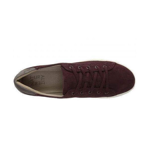 Naturalizer ナチュラライザー レディース 女性用 シューズ 靴 スニーカー 運動靴 Morrison - Bordo Suede
