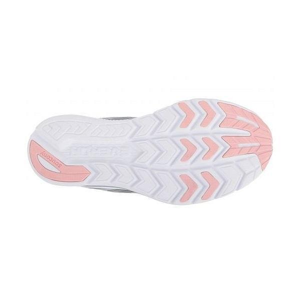 Saucony サッカニー レディース 女性用 シューズ 靴 スニーカー 運動靴 Kinvara 9 - Grey/White