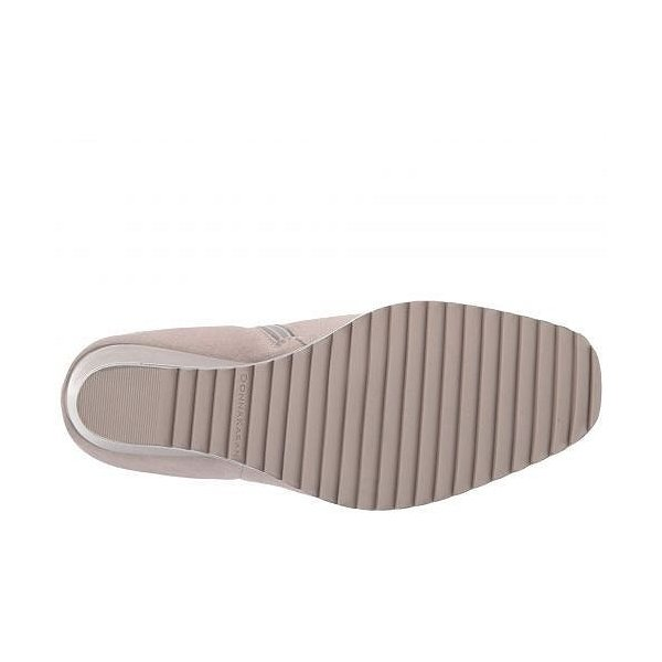 Donna Karan ダナキャラン レディース 女性用 シューズ 靴 ブーツ アンクルブーツ ショート Dallas - Wedge Bootie - Light Grey