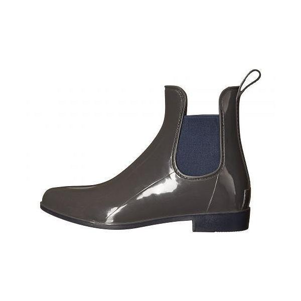 LifeStride ライフストライド レディース 女性用 シューズ 靴 ブーツ レインブーツ Puddle - Dark Grey
