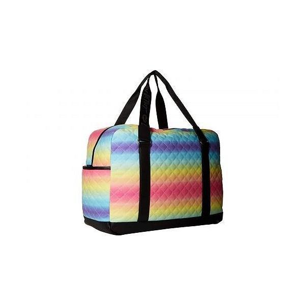 Luv Betsey ラヴベッツィー レディース 女性用 バッグ 鞄 ダッフルバッグ Wylie Weekender - Rainbow
