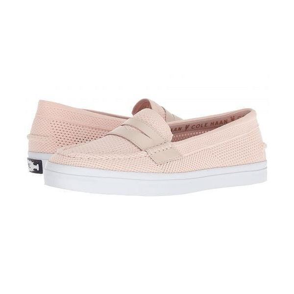 Cole Haan コールハーン レディース 女性用 シューズ 靴 ローファー ボートシューズ Pinch Weekender Luxe Stitchlite - Pink/Pink/White