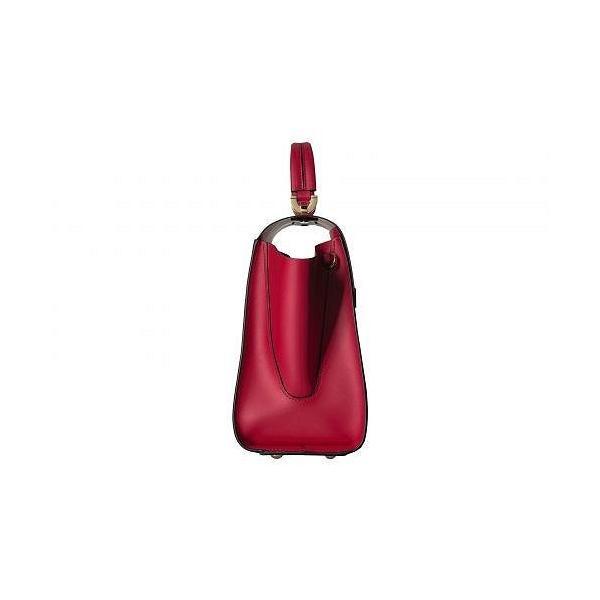 ZAC Zac Posen ザック レディース 女性用 バッグ 鞄 ハンドバッグ サッチェル Eartha Top-Handle Solid - Chili Pepper