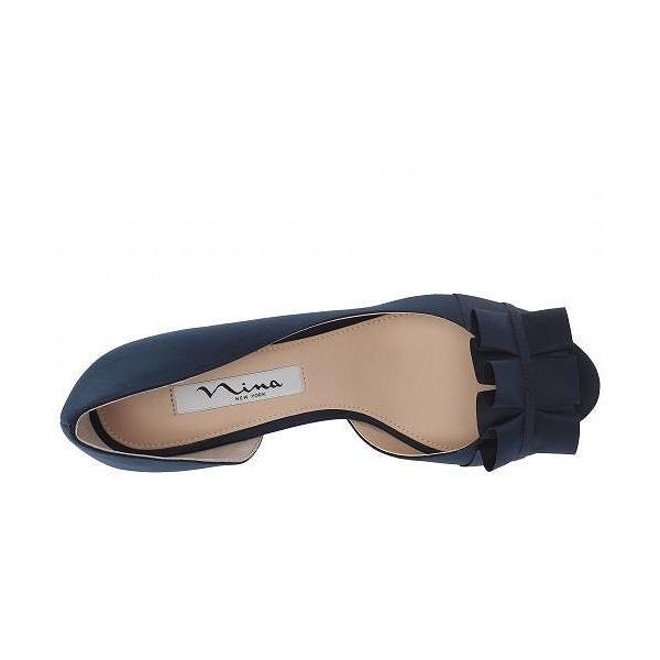 Nina ニーナ レディース 女性用 シューズ 靴 ヒール Capulet - New Navy