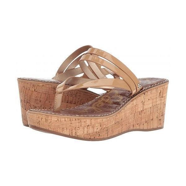 Sam Edelman サムエデルマン レディース 女性用 シューズ 靴 ヒール Rasha - Almond Patent