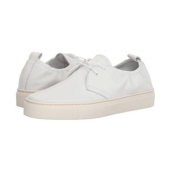 The FLEXX レディース 女性用 シューズ 靴 スニーカー 運動靴 Sneak Up - White Vacchetta