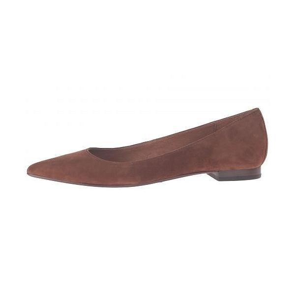 Frye フライ レディース 女性用 シューズ 靴 フラット Sienna Ballet - Wood Suede