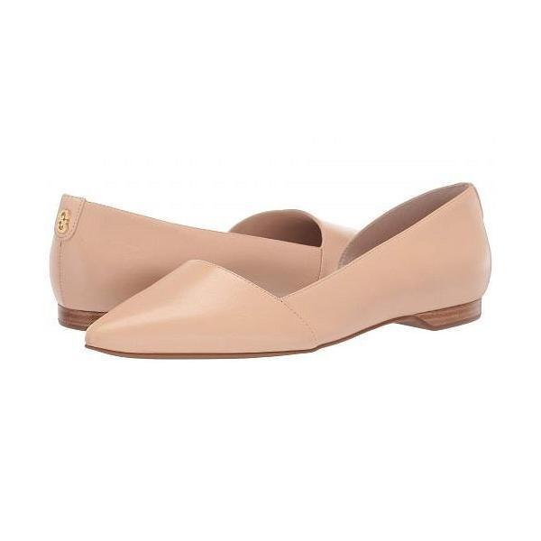 Cole Haan コールハーン レディース 女性用 シューズ 靴 フラット Bambra Skimmer II - Nude Leather