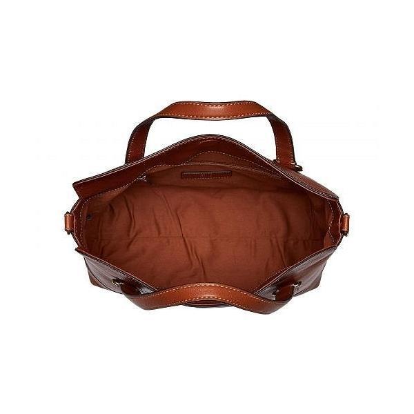 Frye フライ レディース 女性用 バッグ 鞄 ハンドバッグ サッチェル Lily Satchel - Tan Nappa