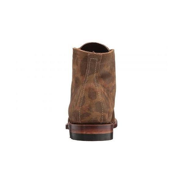 Wolverine Heritage レディース 女性用 シューズ 靴 ブーツ レースアップブーツ Original 1000 Mile Boot - Camo Suede