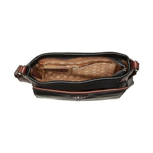 Brighton ブライトン レディース 女性用 バッグ 鞄 バックパック リュック Selena Super Organizer - Black/Chocolate